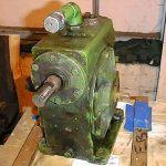 Boiler Pump Gearbox