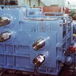 Reduction Gearbox Housing