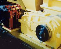 Crane Gearbox Assembly