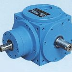 RA Mitre Gearbox