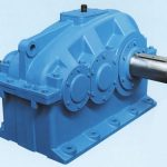 T/TC Multi-stage helical gearbox