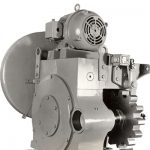 Marine Barring Gearbox