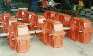 Oilfield Pumping Unit Gearboxes