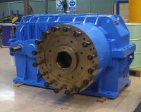 Rubber Extruder Gearbox (1)