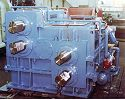 Recoiler Gearbox - Shackleton Engineering