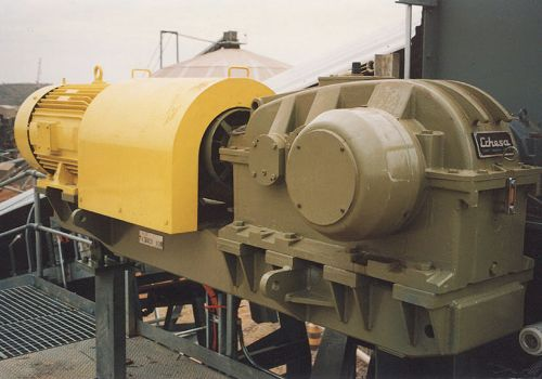 Conveyor Gearbox Assembly - Shackleton Engineering