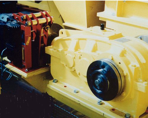 Crane Gearbox Assembly - Shackleton Engineering