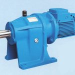E/EB Helical Gearbox Unit