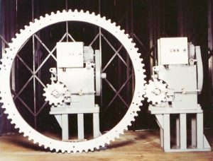 Marine Barring Gearboxes