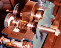 Speed Increasing Gearbox Internal
