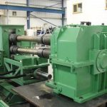 Spring Rolling Gearbox