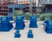 Standard Industrial Gearboxes