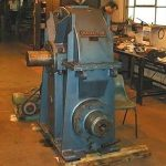 Worm Gearbox 24 inch